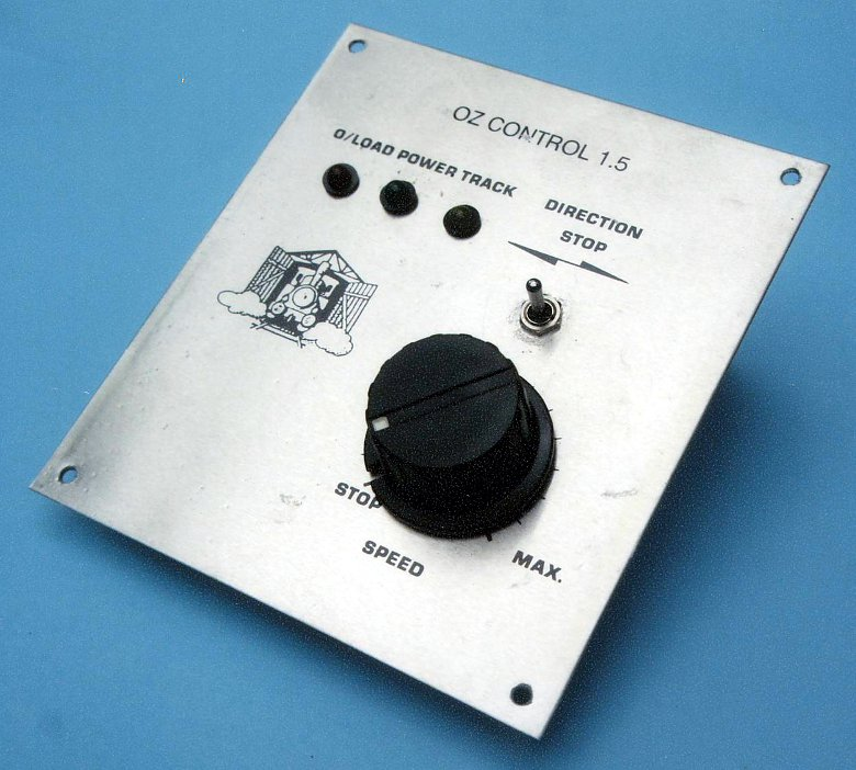 Panel-mount Controller