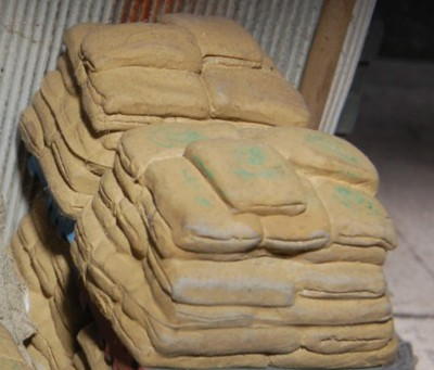 Sacks (resin)